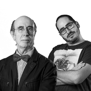 Valentín Sama & Manuel San Frutos